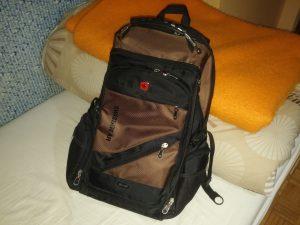 """Swissgear cestovný batoh pre 17"""" notebook"""
