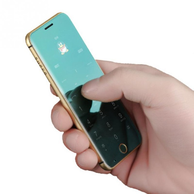 Anica A16 mini telefón