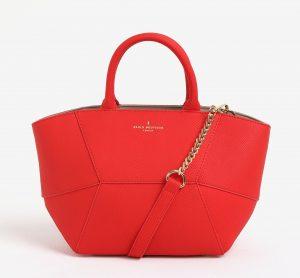 Červená kabelka od Paul's Boutique