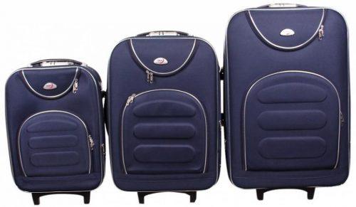 d02d2ebedd Sada troch cestovných kolieskových kufrov za 54