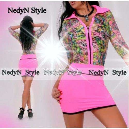 b8ece244478a Dámske šaty Nedyn Style na zips za 48 €